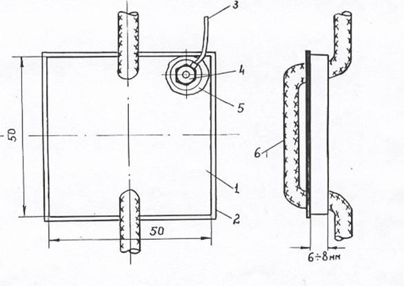 Электрохимическая защита трубопроводов и металлоконструкций  1