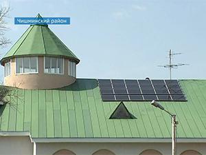 В санатории «Толпар» появилась солнечная электростанция (Башкортостан)