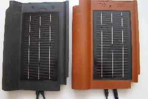 Черепица с солнечными фотоэлементами будет представлена на CityExpo 2014 в Москве