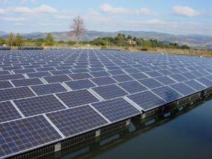 В Астраханской области запустили первую солнечную электростанцию