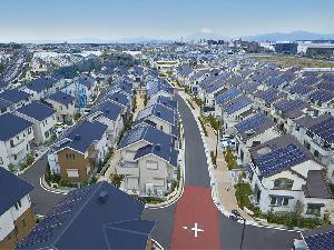 """Япония заявила об окончании строительства """"умного города"""" Фудзисава"""