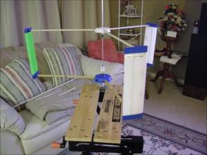 3D принтер поможет напечатать ветряк для зарядки смартфона