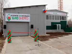 Во Владимирской области нерентабельные котельные переводят на местные виды топлива