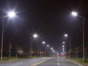 Во Владимирской области более 50% уличных светильников заменили на энергоэффективные светодиодные