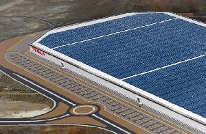 Гигафабрика Tesla по выпуску электромобилей будет работать исключительно на солнечной электроэнергии