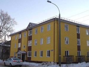 В Архангельской области сдали в эксплуатацию энергоэффективный дом, построенный в рамках реализации 185-ФЗ