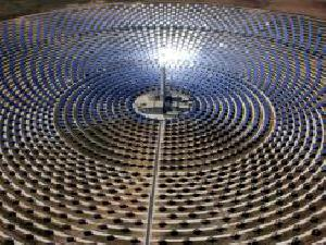 В США запустили в работу солнечную электростанцию, вырабатывающую электроэнергию даже ночью