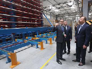 В Рязани запущено производство новых для России энергоэффективных теплоизоляционных материалов