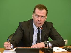 Реестр инновационных стройматериалов должен быть создан в скором времени - Медведев