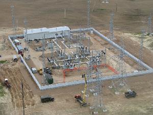 В Беларуси запустили ветровую электростанцию мощностью 1,5 МВт