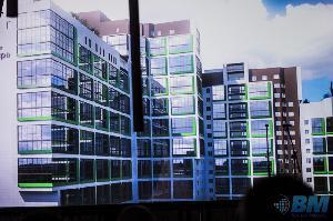 """В Хабаровске построят первый на Дальнем Востоке жилой дом по """"зелёному"""" стандарту"""