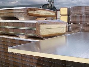Стандартизированы плиты из энергоэффективного материала