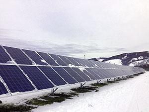 Первая в Забайкалье солнечно-дизельная электростанция запущена в работу