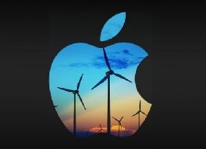 """Поставщики Apple переходят на """"зеленую"""" энергию"""