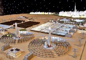 В Дубае построят солнечную электростанцию, которая сможет подавать электроэнергию в сеть даже ночью