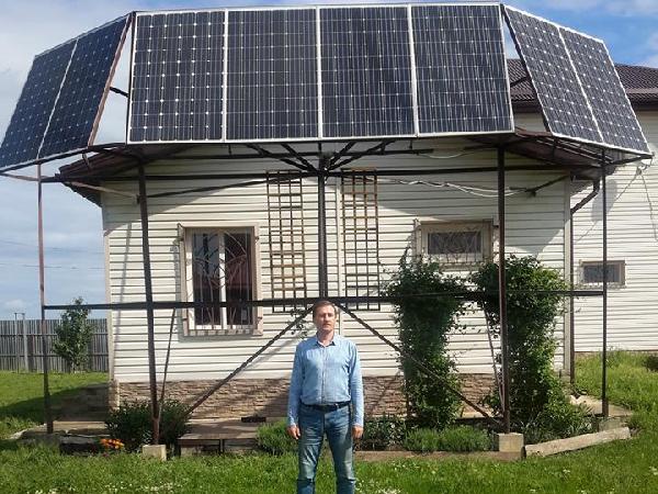 Создатель собственной ВИЭ-электростанции о Комплексном плане повышения энергоэффективности экономики РФ