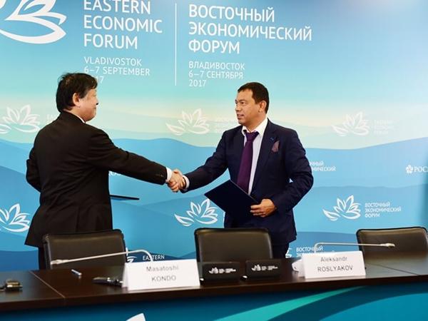 Логистический холдинг Онего и японская Windpal будут развивать ветряную энергетику и кораблестроение на Дальнем Востоке России