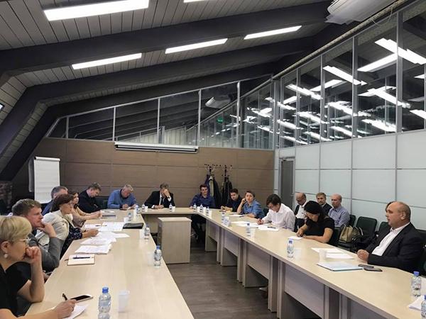 Рабочая группа по развитию ЖКХ обсудила вопросы закрегулирования и техобслуживания приборов учета