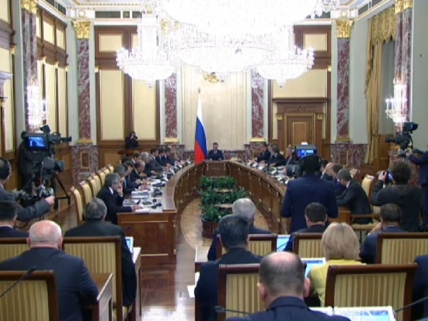 На заседании в Правительстве РФ обсудили энергосбережение и повышение энергетической эффективности