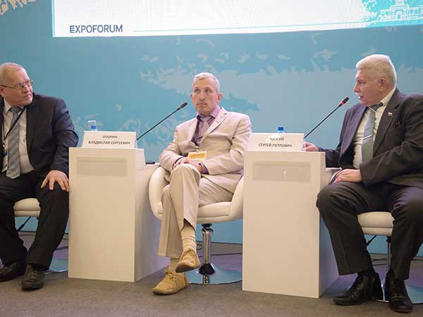 В Санкт-Петербурге эксперты НЭС обсудили ситуацию с импортозамещением