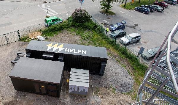 Создание крупных систем альтернативной энергетики: из опыта Финляндии // статья