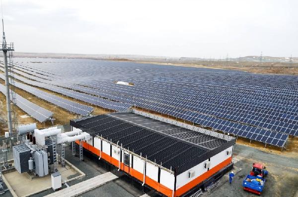Орская солнечная электростанция сэкономила 20 тысяч тонн условного топлива