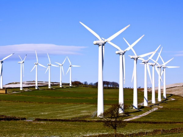 Энел построит на побережье Азовского моря ветропарк мощностью 90 МВт за 132 млн евро