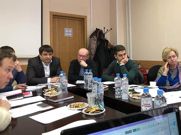 В НП «Российское теплоснабжение» обсудили концепцию организации расчётов по нормативному балансу потребления тепловой энергии для муниципалитетов с низкой степенью охвата приборами учёта