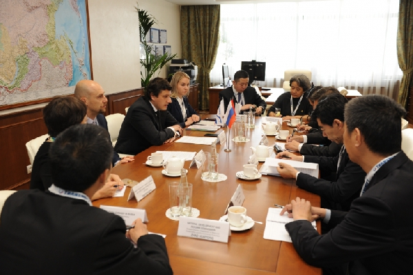 Россия и Китай поднимают уровень сотрудничества в сфере энергоэффективности