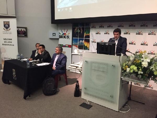 Антон Инюцын возглавил российскую делегацию на заседании Рабочей группы БРИКС по энергоэффективности