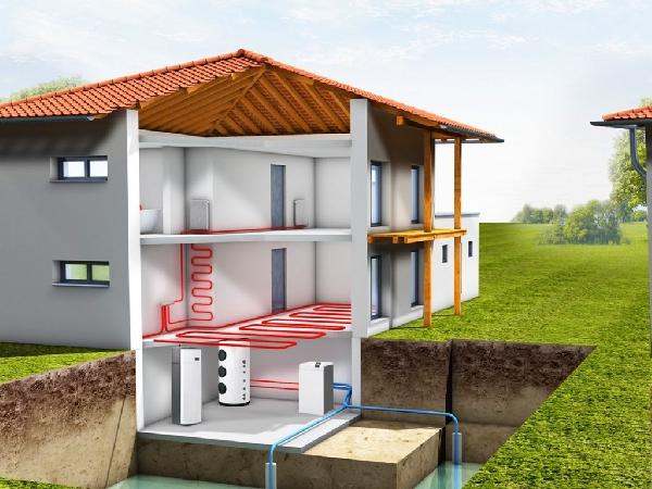 Анализ и опыт применения тепловых геотермальных насосов в России // статья