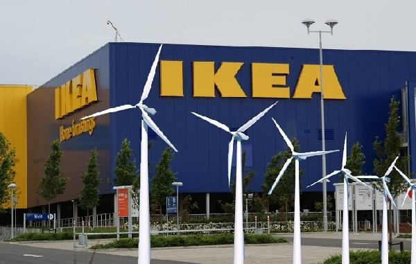 Компания ИКЕА в России поделились результатами проектов по устойчивому развитию