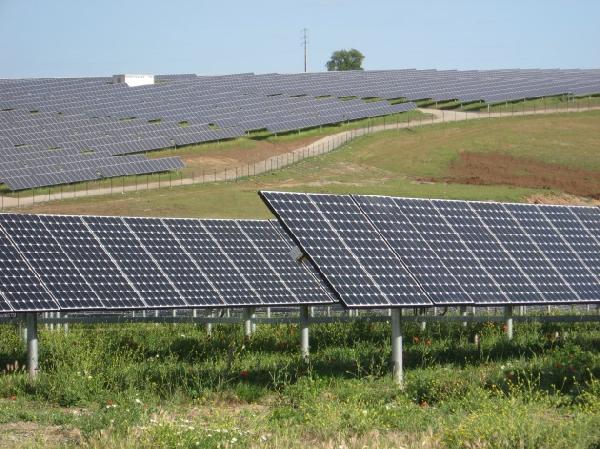 В Бурятии началось строительство второй солнечной электростанции