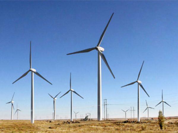 Первый ветропарк появится в Ростовской области в следующем году
