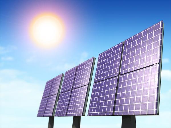 В Астраханской области заработала четвертая солнечная электростанция