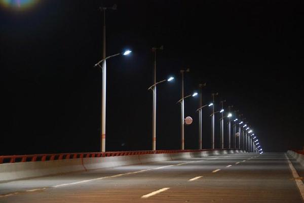 В трех районах Тамбовской области заменят уличное освещение благодаря энергосервису