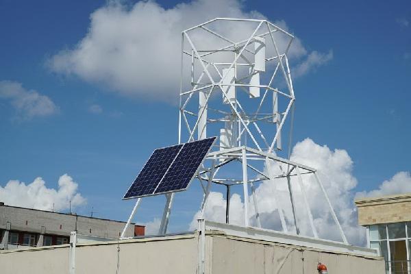 В Ижевске запустили производство ветроэнергогенераторов