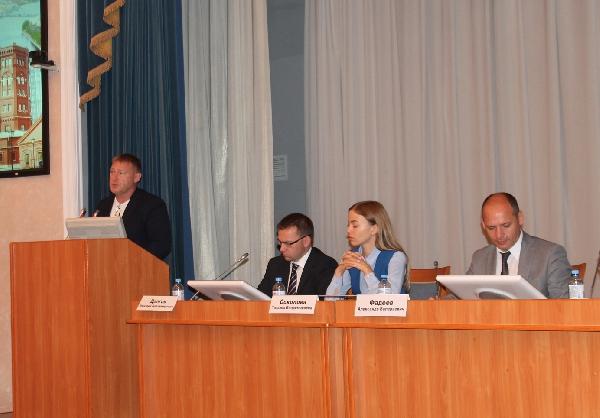 Санкт-Петербург представит в Минстрой России предложения для проекта постановления Правительства о коммерческом учете тепловой энергии