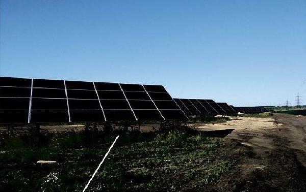 В Новокуйбышевске готовят документы на ввод первой очереди солнечной электростанции  // Самарская область