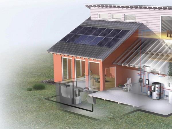 Энергоэффективные здания: советы по сокращению энергопотребления