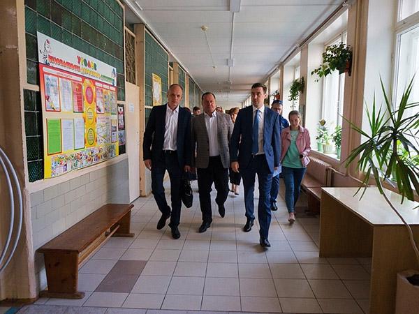Гимназия в Кирово-Чепецке стала первой в Кировской области по реализации комплексного энергосервисного контракта