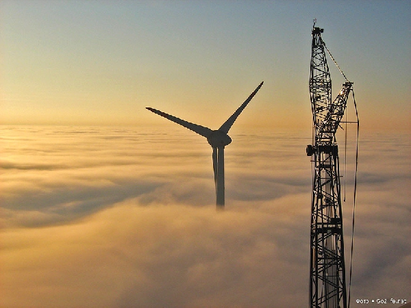 В Ленинградской области будут собирать ветрогенераторы для российского рынка