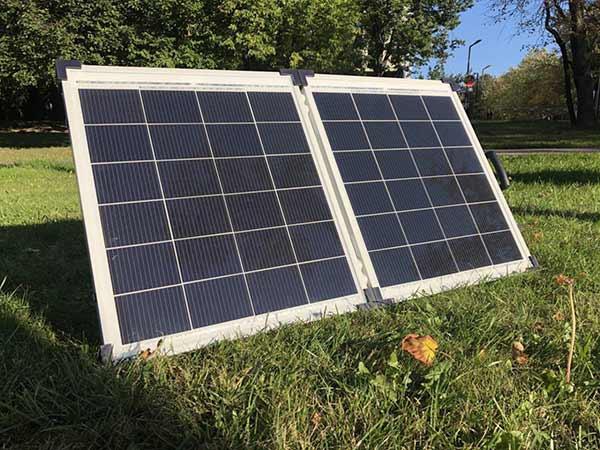 Учёные из Петербурга разработали уникальный солнечный чемодан