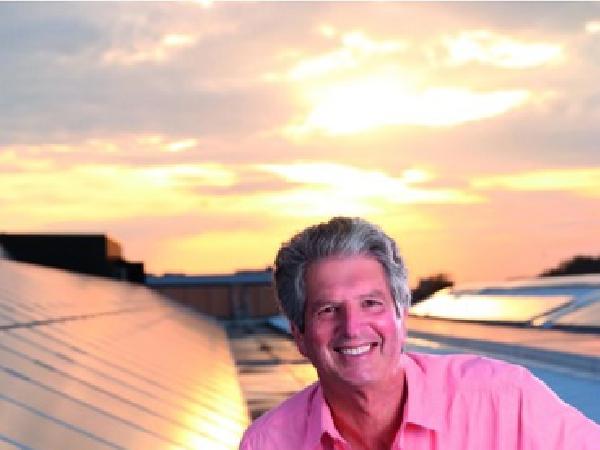 5 октября пройдет лекция лауреата премии «Глобальная энергия» -  2018 Мартина Грина о собственных разработках и тенденциях в области солнечной энергетики