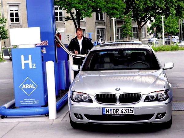 Водородное топливо будет дешевле бензина // СТАТЬЯ