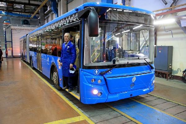 Специальный репортаж. Про электробусы и другой электротранспорт в Москве // ВИДЕО
