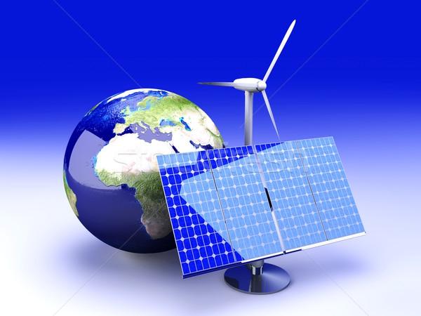 Новый проект «Экспоцентра» RENWEX представит будущее возобновляемой энергетики