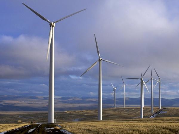 Ульяновская ветровая электростанция-2 будет введена в конце года