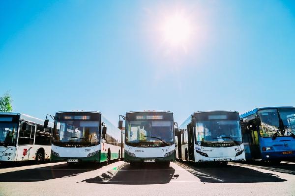 Питерский «Пассажиравтотранс» сэкономил 7,6 млн рублей за счет светодиодных ламп