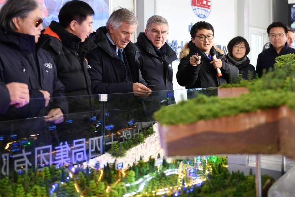 Китай запитает Олимпиаду-2022 «зеленым» электричеством